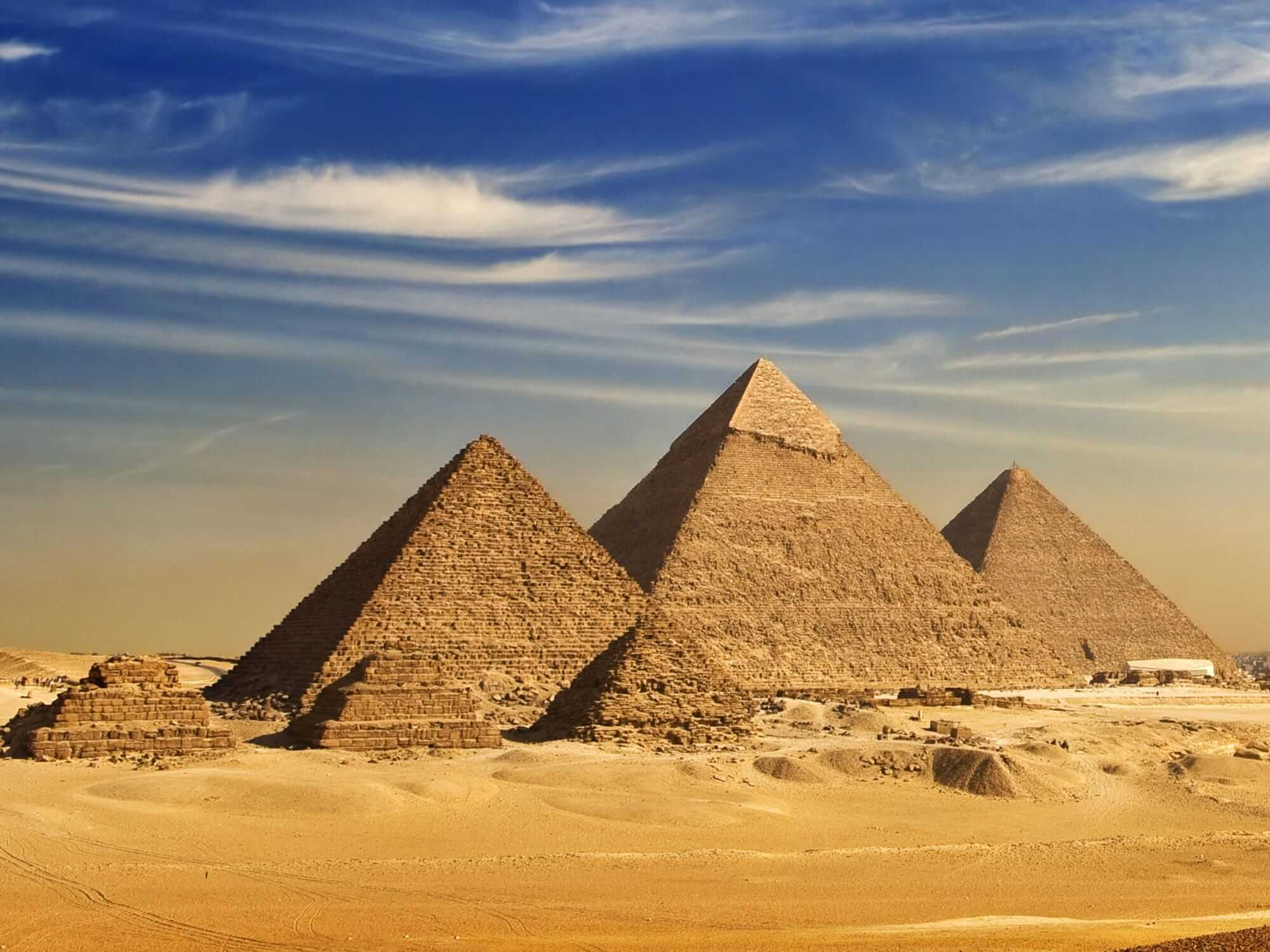 Everything You Need To Know When Visiting The Pyramids Of