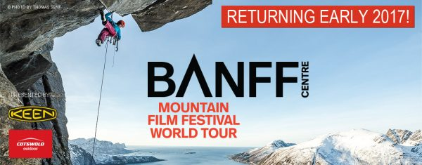 BANFF Mountain Film Festival 1