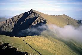 A typical Irish Mountain Scene