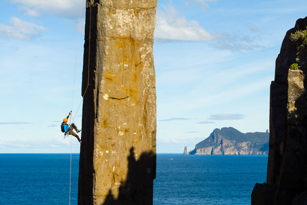 BANFF Rockclimbing