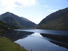 Doolough Lake near Mweelrea