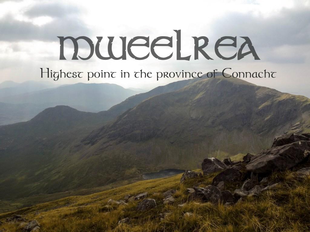 Mweelrea (814 Metres)