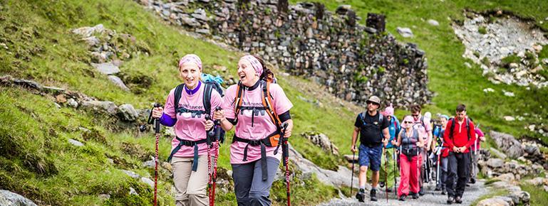 Challenge & Charity Walks