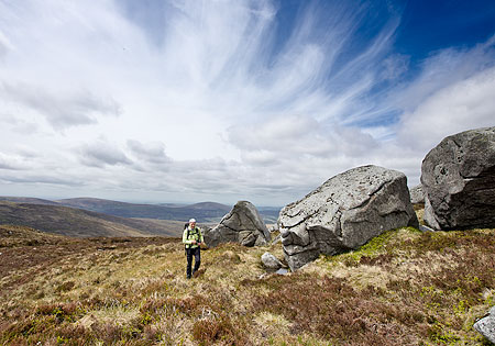 Hillwalking in Ireland