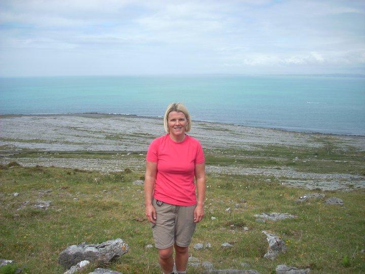 Lorraine in the Burren Co. Clare