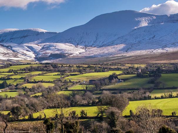 Galteemore from the Glen of Aherlow