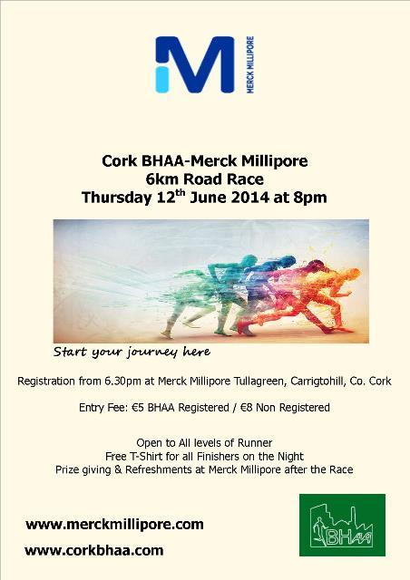 Merck Millipore Cork BHAA 2014