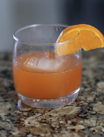 Heavy Juice Cocktail