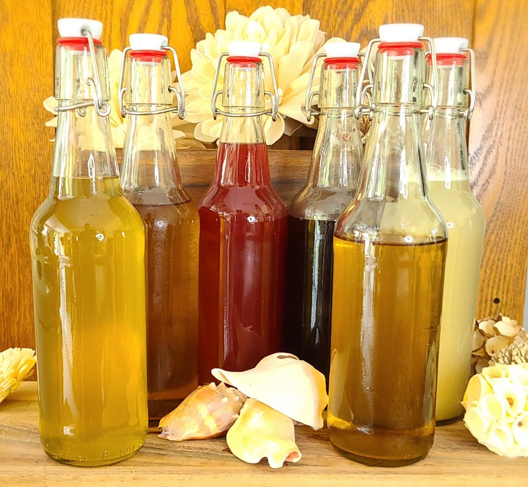 Tiki Potions & Elixirs