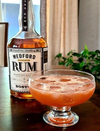 Medford Rum Punch