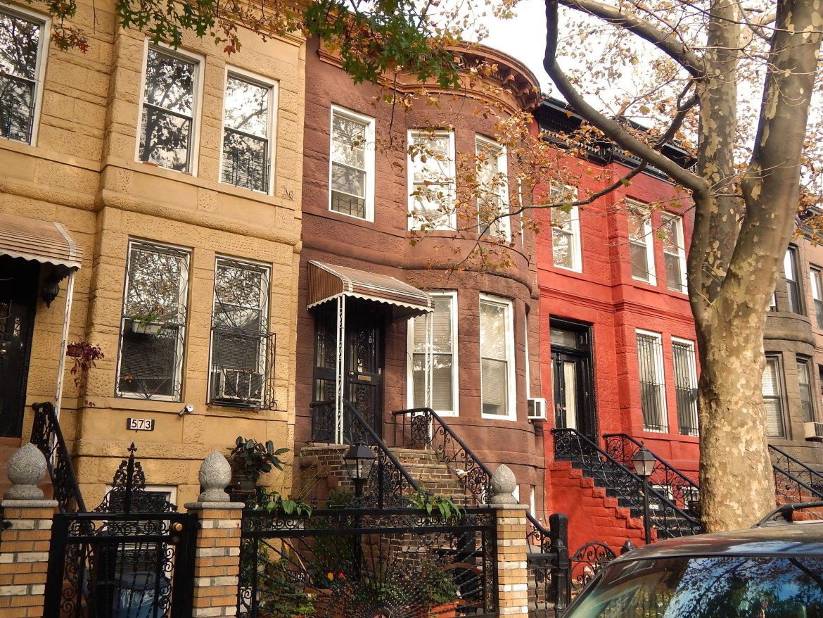 a bed stuy brownstone searching for its second act