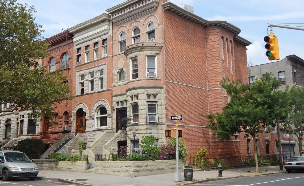 landmark townhouse at 1265 dean st in crown heights at corley realty group