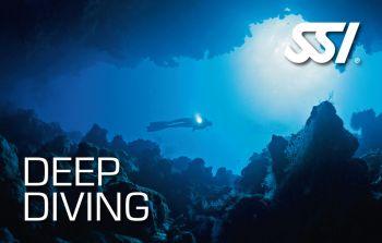 Corso di immersione profonda