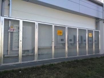 fotografie LIDL Milano locale tecnico