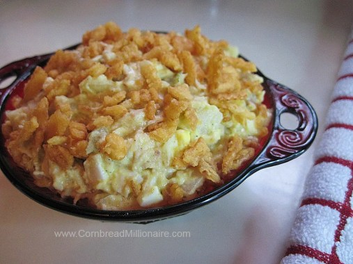 Chicken and Potato Salad