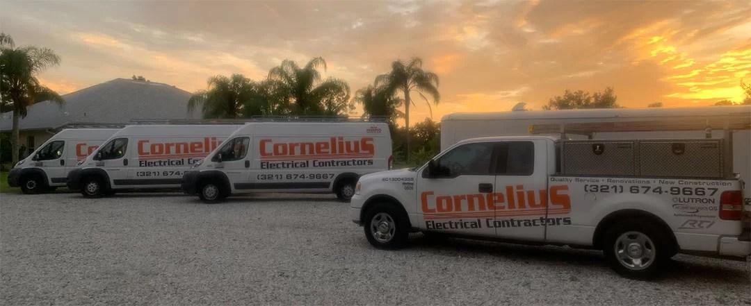 Cornelius Electrical Contractors