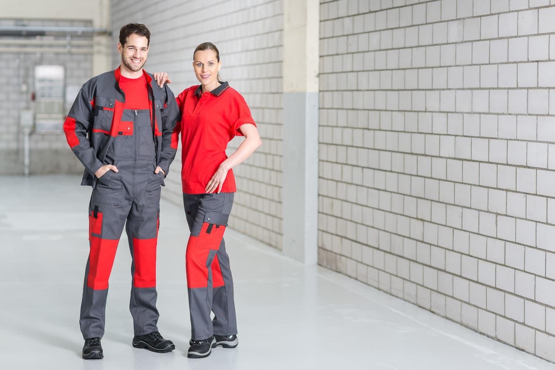 Corporate Fotografie Arbeitskleidung Spielag