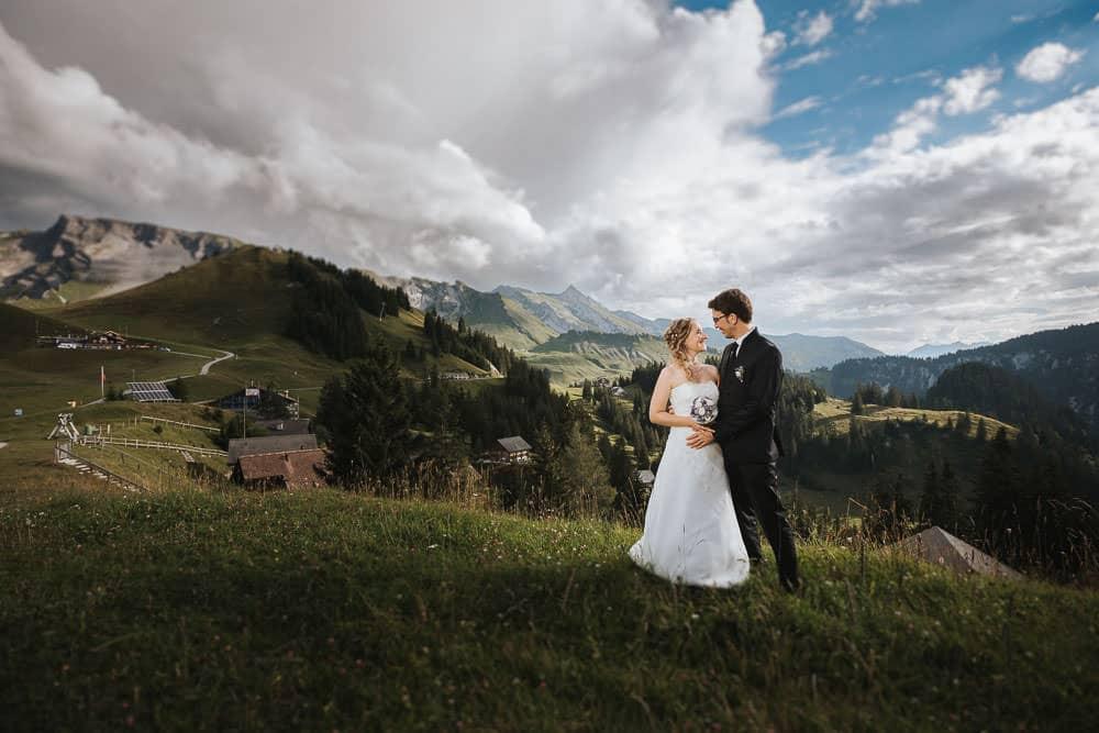 Hochzeit Schlechtes Wetter Klewenalp