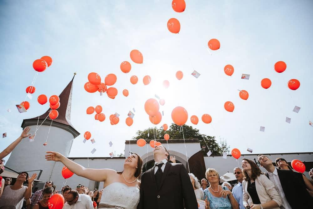 Wasserschloss Whyer Hochzeit Location