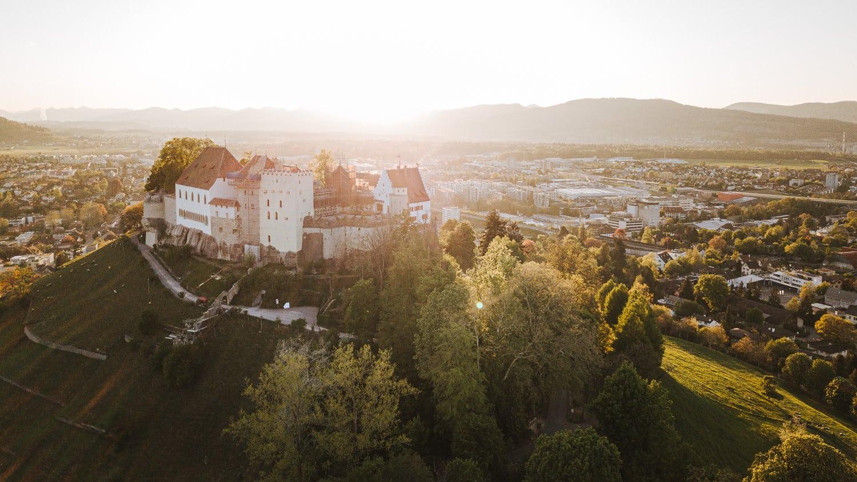 Hochzeit Schloss Lenzburg Aargau