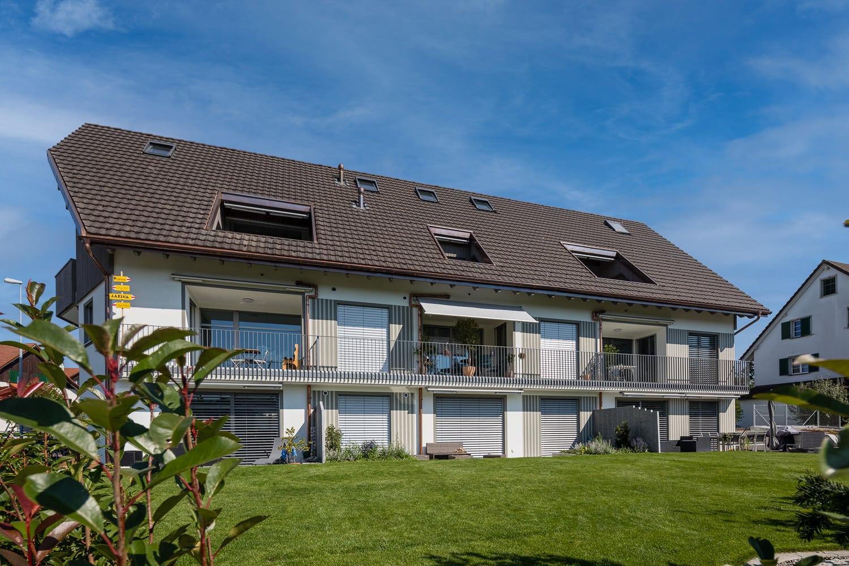 Neubau Mehrfamilienhaus Berikon