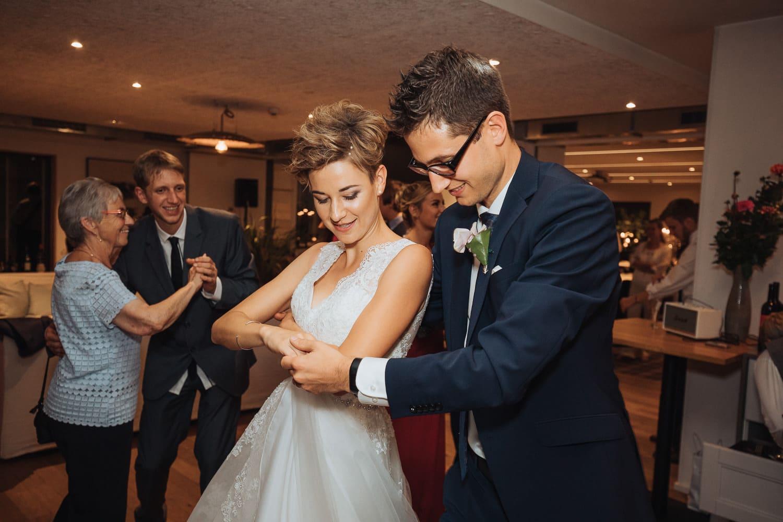 Tanz Hochzeit Abend