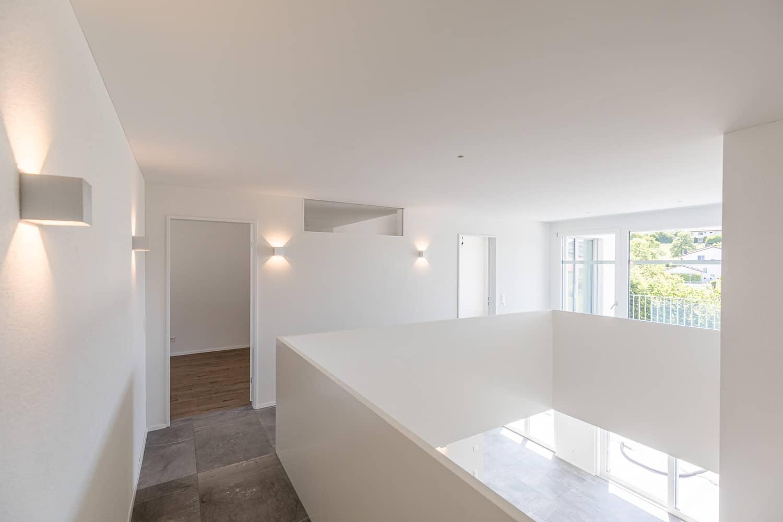 Immobilie Innenansicht Neubau Berikon