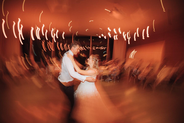 Hochzeit Tanz Effekt Abendprogramm