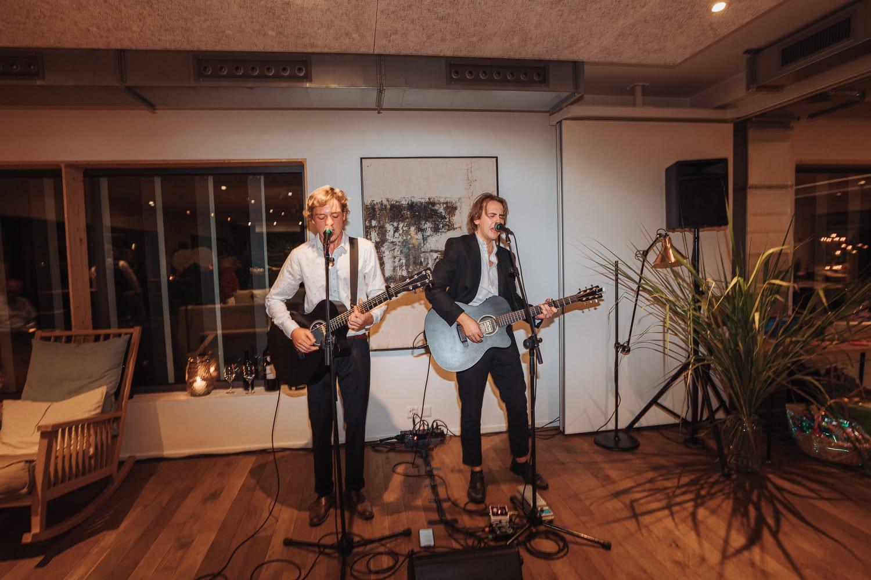 Musiker Hochzeit Band