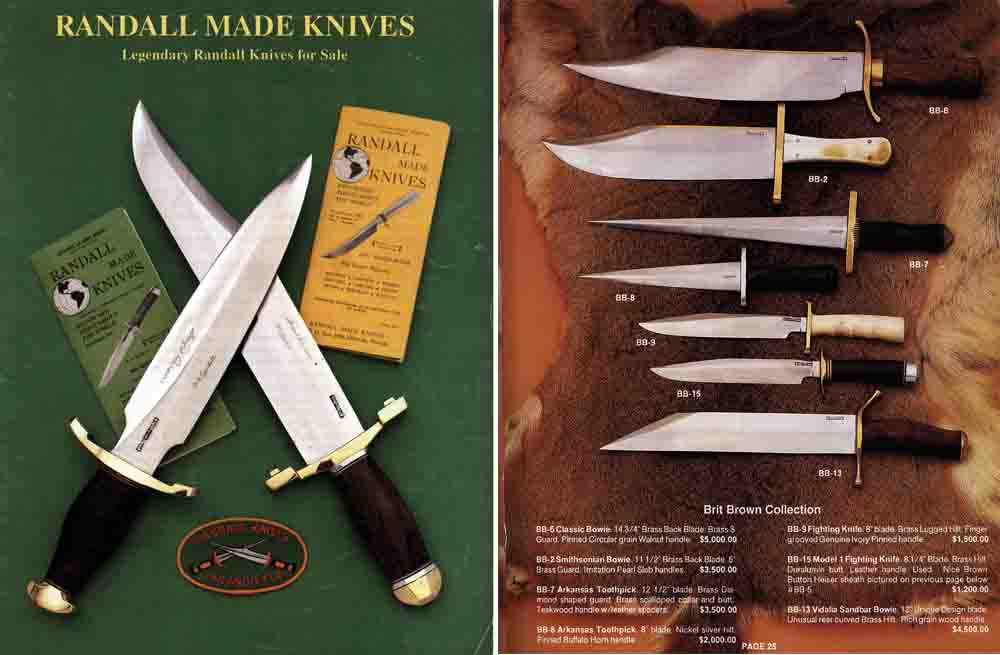 Knife Catalogs Mail Order