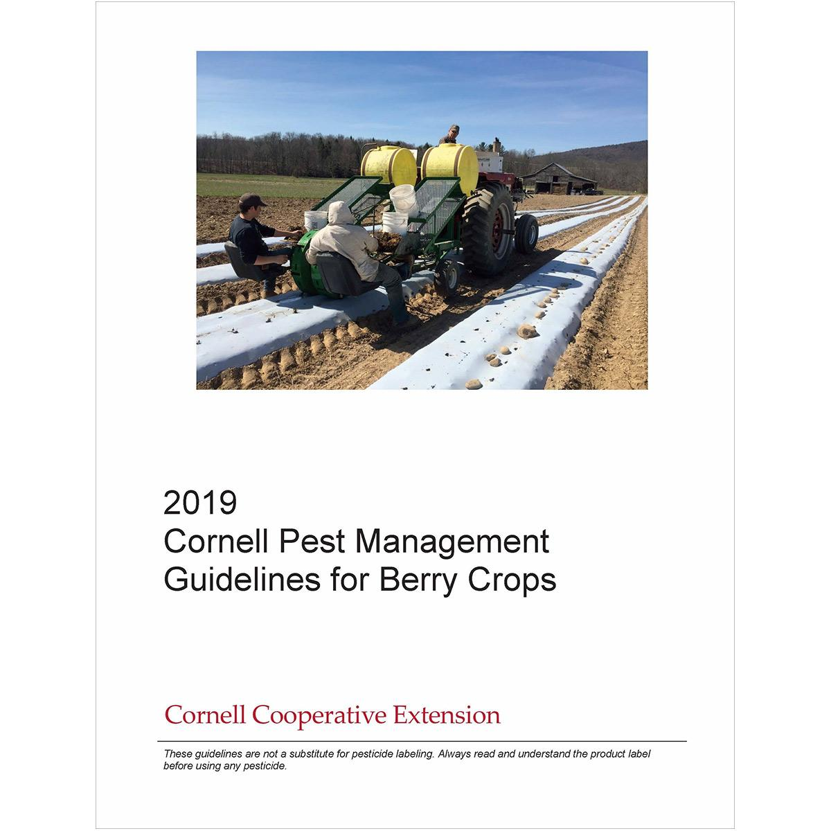 Cornell Pest Management Guidelines For Berry Crops