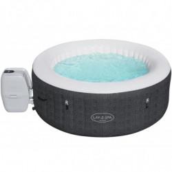 bestway spa gonflable havane airjet 2 4 places o 180 x h 66 cm systeme de massage a bulles 120 jets