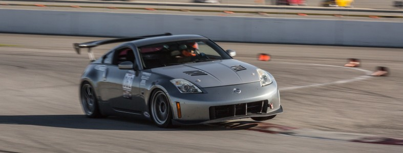 Corner3 Motorsports Nissan Challenge Round 1 ACS - Nazar