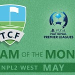 NPL2 West Team of the Month: May
