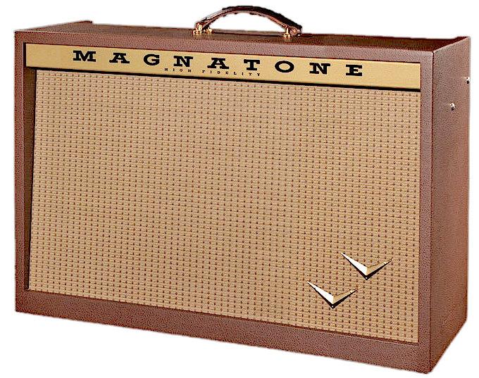 Magnatone Stereo Twilighter 2x12 Amplifier