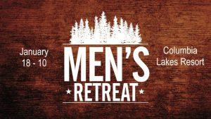 Men's Retreat Jan 18-19