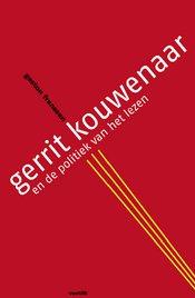 Omslag Franssen, 'Gerrit Kouwenaar en de politiek van het lezen'