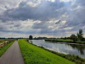 Door de Biesbosch