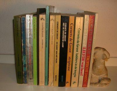 Boeken van Rudy Cornets de Groot