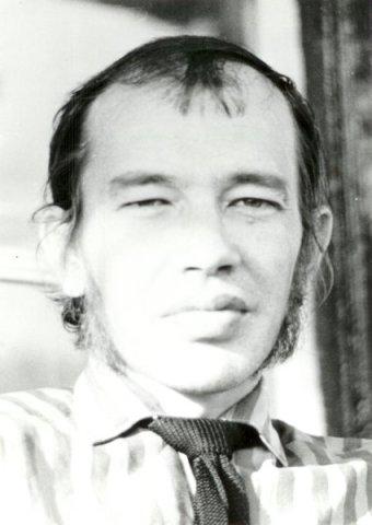 Rudy Cornets de Groot in 1968. Foto: Cor Stutvoet.