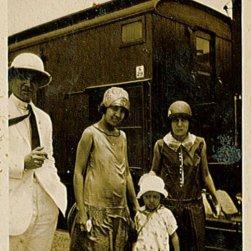 Willem August, Dicky, Maud, Ciel
