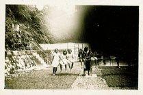 Onderschrift: 'Sawahan 15' (Padang)