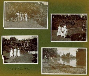 Indisch fotoalbum 1923-1925 p. 10 van 16