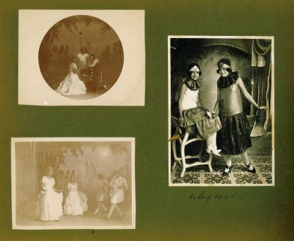 Indisch fotoalbum 1923-1925 p. 11 van 16