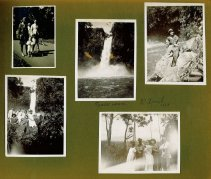 Indisch fotoalbum 1923-1925 p. 2 van 16