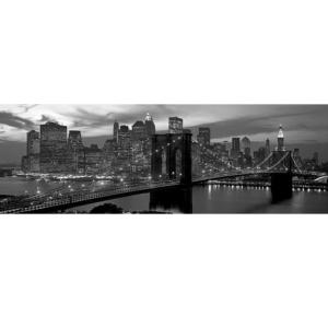 RICHARD BERENHOLTZ Brooklyn Bridge and Skyline