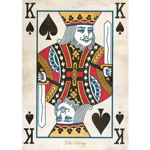 SANDRO FERRARI King of Spades