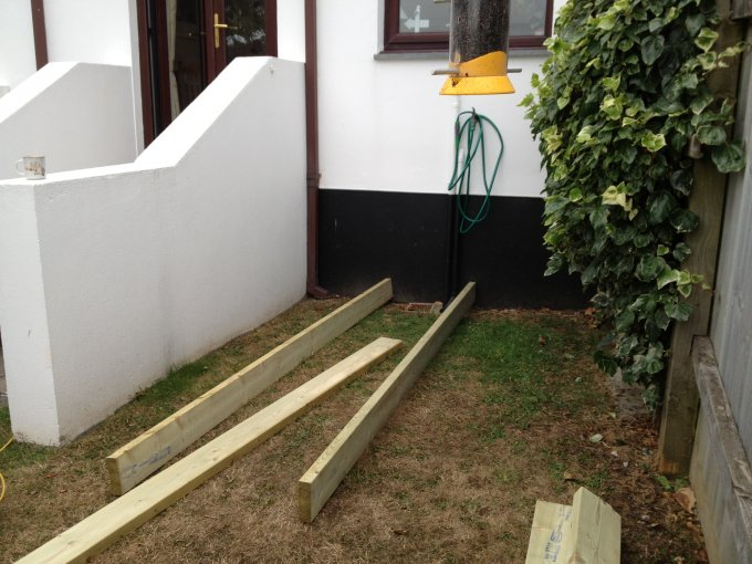 Decking, Padstow