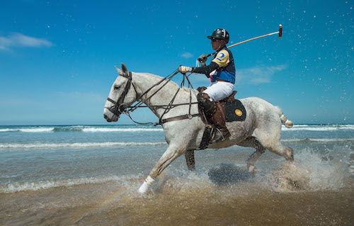 Polo On The Beach At Watergate Bay 19-21 May 2017