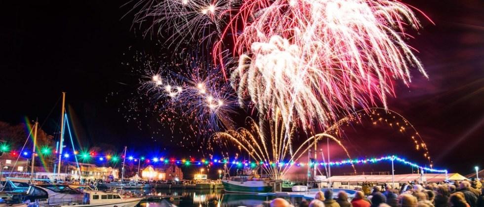 Padstow Christmas Festival -5th-8th Dec 2019